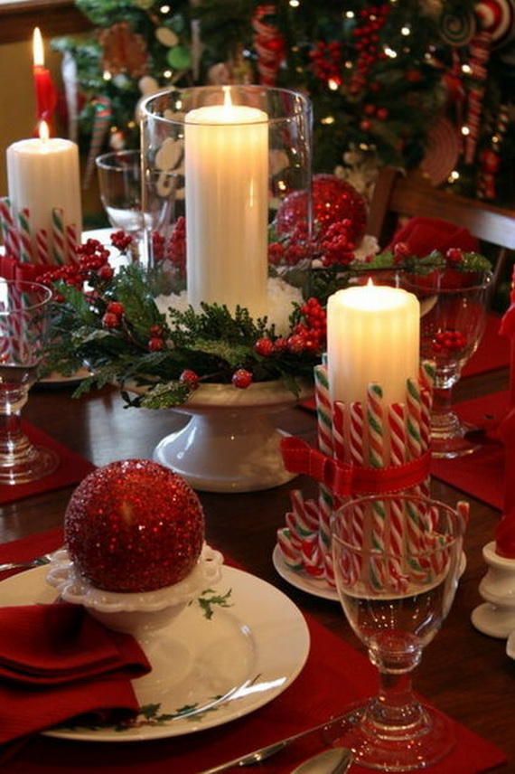 A New Look for Your Christmas Holiday Table_01