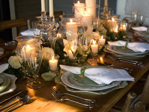 A New Look for Your Christmas Holiday Table_09