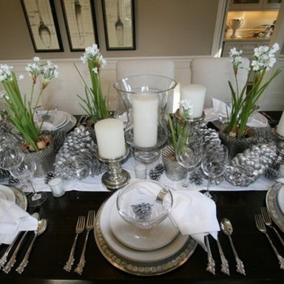 A New Look for Your Christmas Holiday Table_10