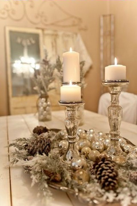 A New Look for Your Christmas Holiday Table_21