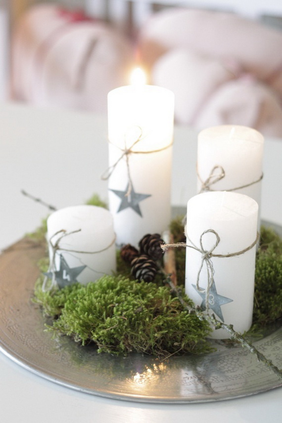 Christmas Candle Sets As Gifts for Holidays_17