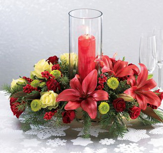 Christmas Candle Sets As Gifts for Holidays_35