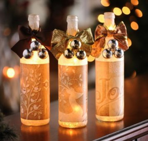 Cool Christmas Holiday Candles Decoration Ideas_20