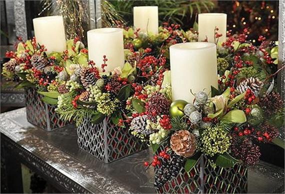 Creative Christmas Holiday Candles_15