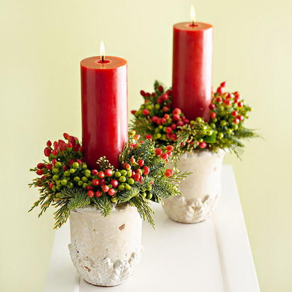 Creative Christmas Holiday Candles_35