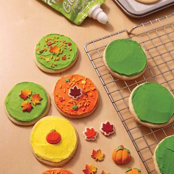 Easy Thanksgiving Cupcake Decorating Ideas (3)
