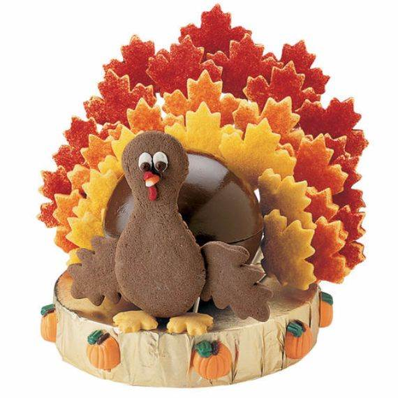 Easy Thanksgiving Cupcake Decorating Ideas (4)