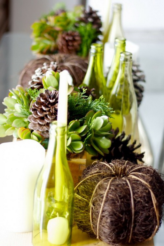 Easy and Elegant Thanksgiving Holiday Centerpieces_5