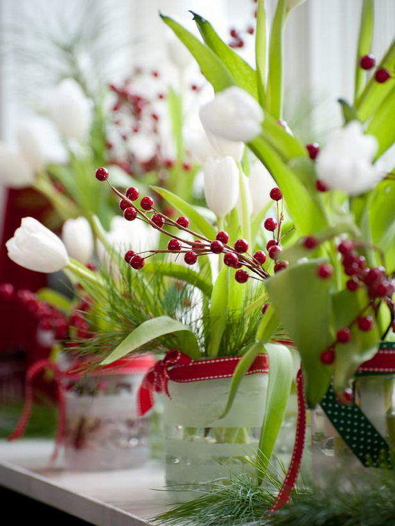 Elegant Table Decorations For Thanksgiving Holiday_16