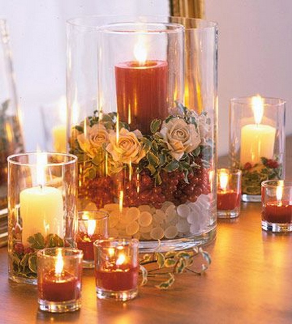 Elegant Table Decorations For Thanksgiving Holiday 19
