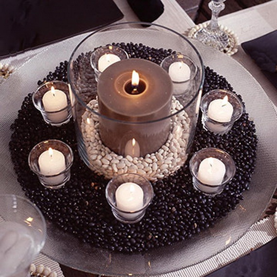 Exquisite  Candles  for Elegant Thanksgiving   Holiday_12