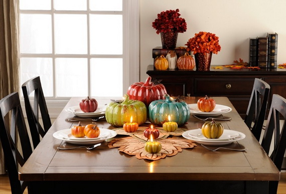Family Fun With Easy Centerpiece Ideas On Thanksgiving_09