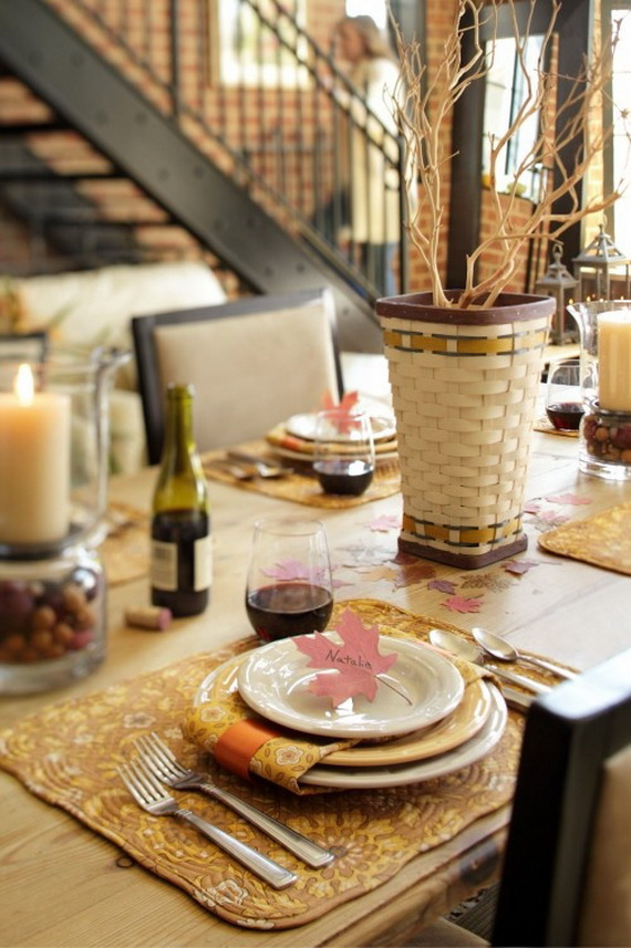 Family Fun With Easy Centerpiece Ideas On Thanksgiving_10