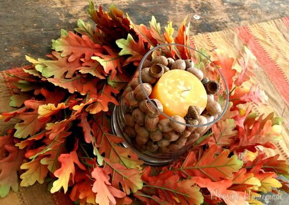 Family Fun With Easy Centerpiece Ideas On Thanksgiving_19