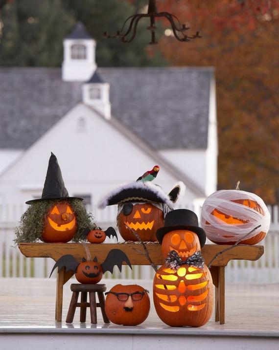 Jack-o'-lantern And The Family Fun Day_17