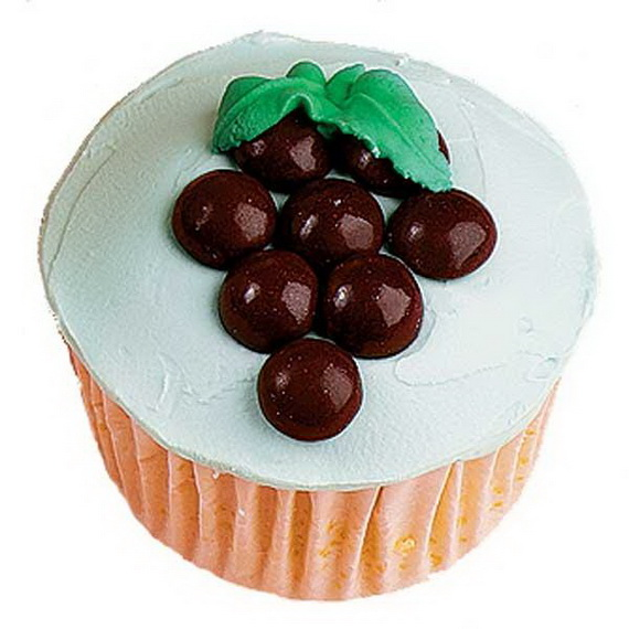 Thanksgiving Holiday Cupcakes Party Ideas_20