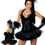 Witches Halloween holiday costumes