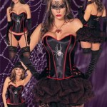 Black Widow for the Halloween Fun Holiday