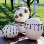 Create Unique Pumpkins using Junk for The Halloween Holiday