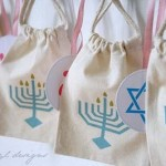 Handmade Hanukkah Holiday Decorations