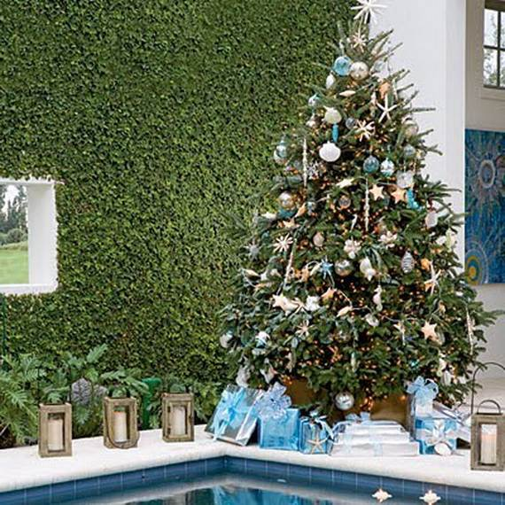 Beautiful Christmas Holiday Tree Decorating Inspirations (1)