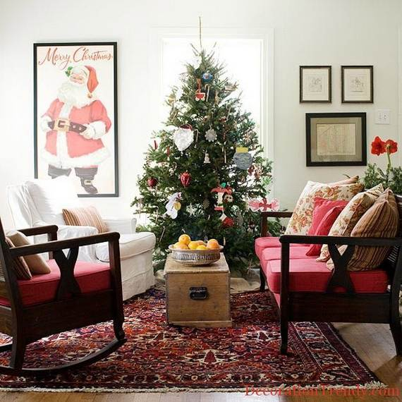 Beautiful Christmas Holiday Tree Decorating Inspirations (14)