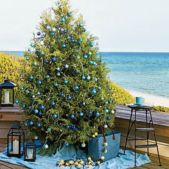 Beautiful Christmas Holiday Tree Decorating Inspirations (3)