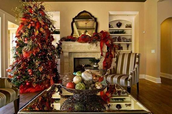 Beautiful Christmas Holiday Tree Decorating Inspirations (4)