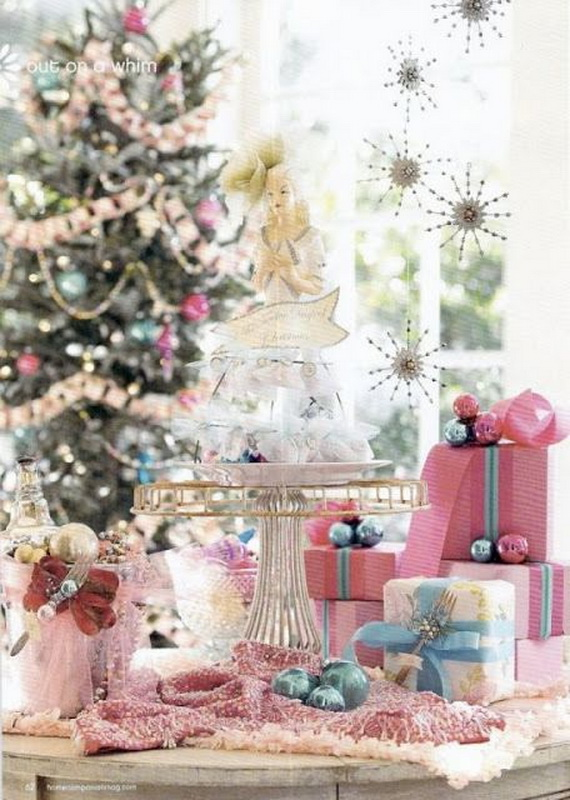 Beautiful Christmas Tree Decorating Ideas for A Holiday Tradition_11