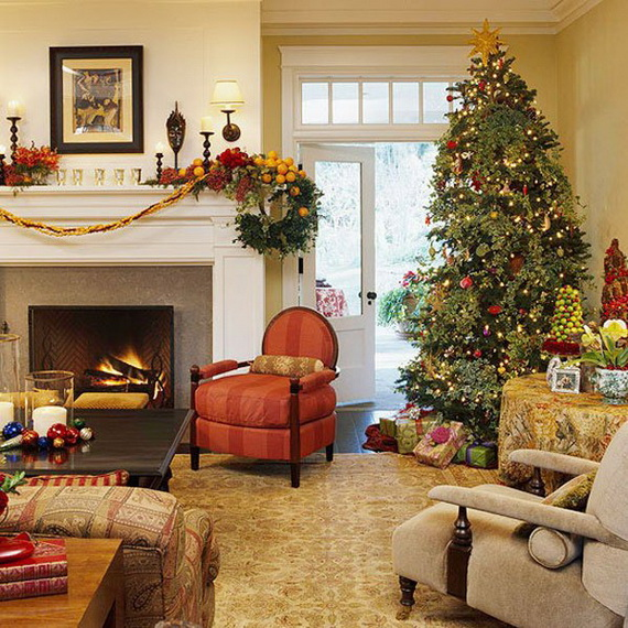 Beautiful Christmas Tree Decorating Ideas for A Holiday Tradition_13