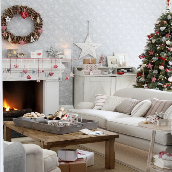 Beautiful Christmas Tree Decorating Ideas for A Holiday Tradition_17