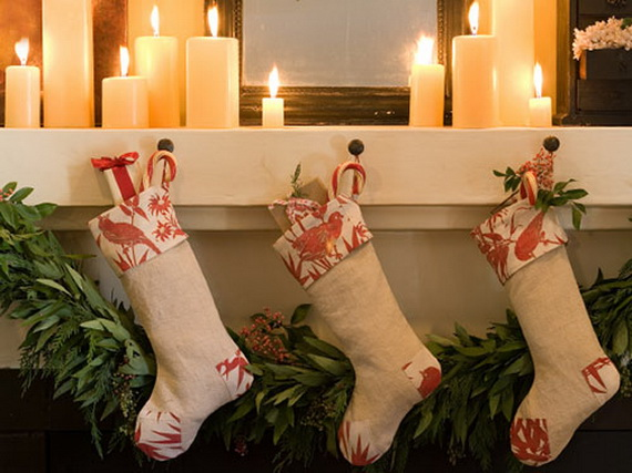 Christmas Stockings Decorating Ideas_19
