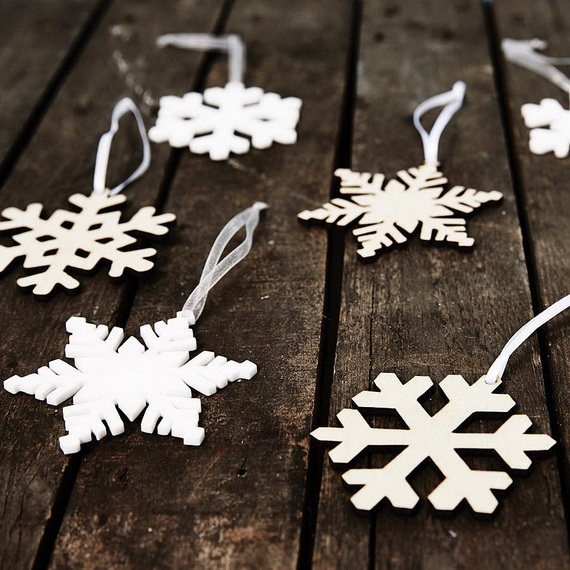 Cute and Quirky Homemade Christmas Ornaments for Holidays_06