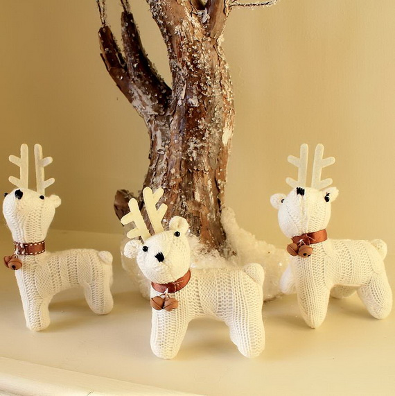 Cute and Quirky Homemade Christmas Ornaments for Holidays_32