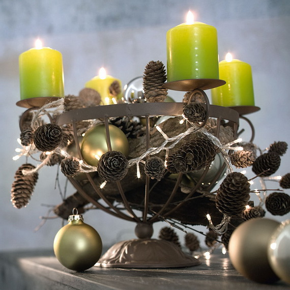 Elegante Christmas Holiday Decorations_11