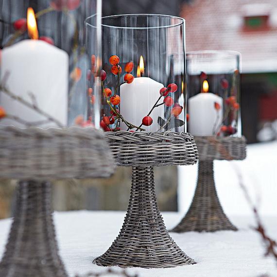Elegante Christmas Holiday Decorations_19