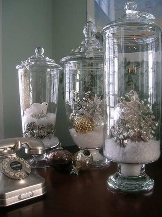 Elegante Christmas Holiday Decorations_28