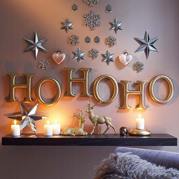 Elegante Christmas Holiday Decorations_31