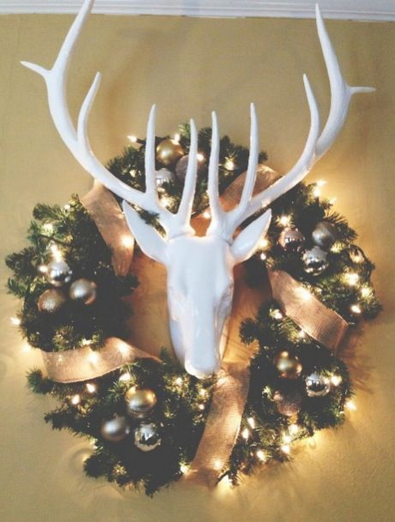 Elegante Christmas Holiday Decorations_34