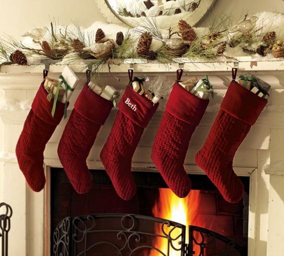 Fabulous Holiday Christmas stockings_16