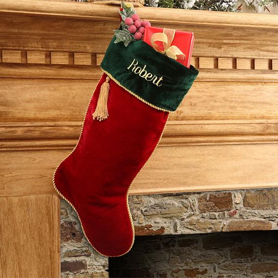 Hanging Christmas Stockings for Holidays_15