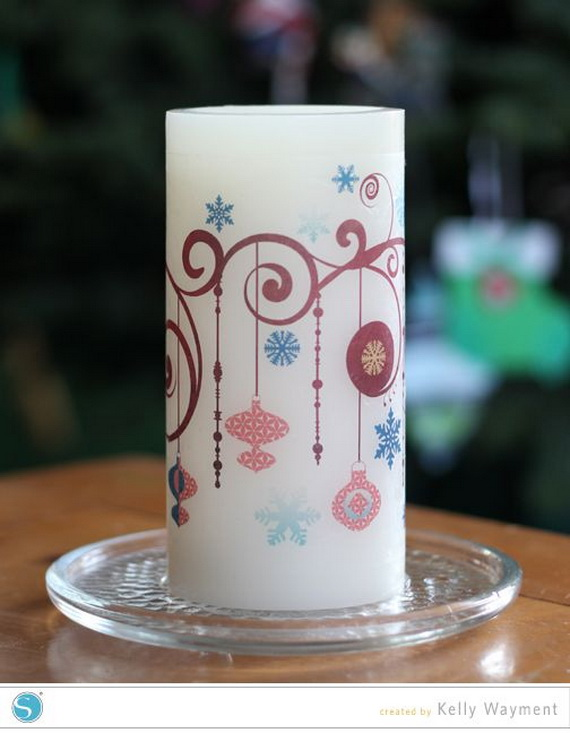 Holiday Candels,New Years Eve Candle_03