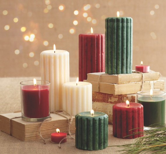 Holiday Candels,New Years Eve Candle_11