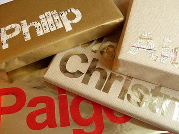 Holiday Gift-Wrapping Ideas (1)