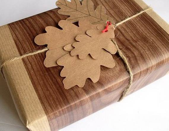 Holiday Gift-Wrapping Ideas (15)