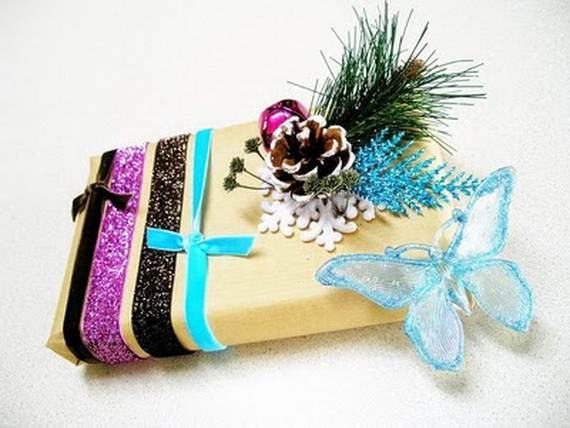 Holiday Gift-Wrapping Ideas (6)