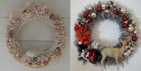 Holiday lodging Wreath and Garland_11