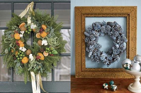 Holiday lodging Wreath and Garland_17