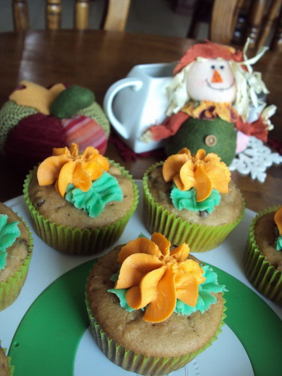 Thanksgiving Cupcake Ideas For Holidays_05