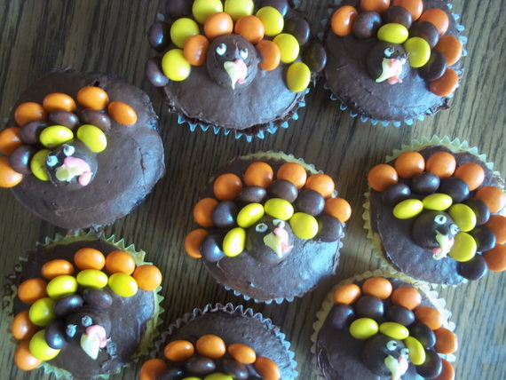 Thanksgiving Cupcake Ideas For Holidays_06